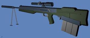 free max model gun weapon rifle ar19a2