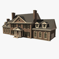 Two Story House A4505B
