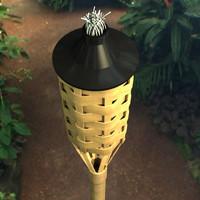 3D Tiki Torch Model