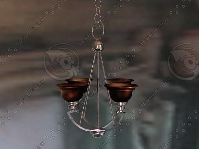 b chandelier max