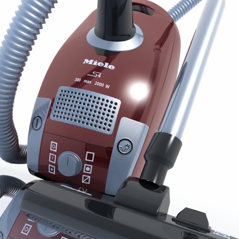 vacuum miele s4211 3d 3ds