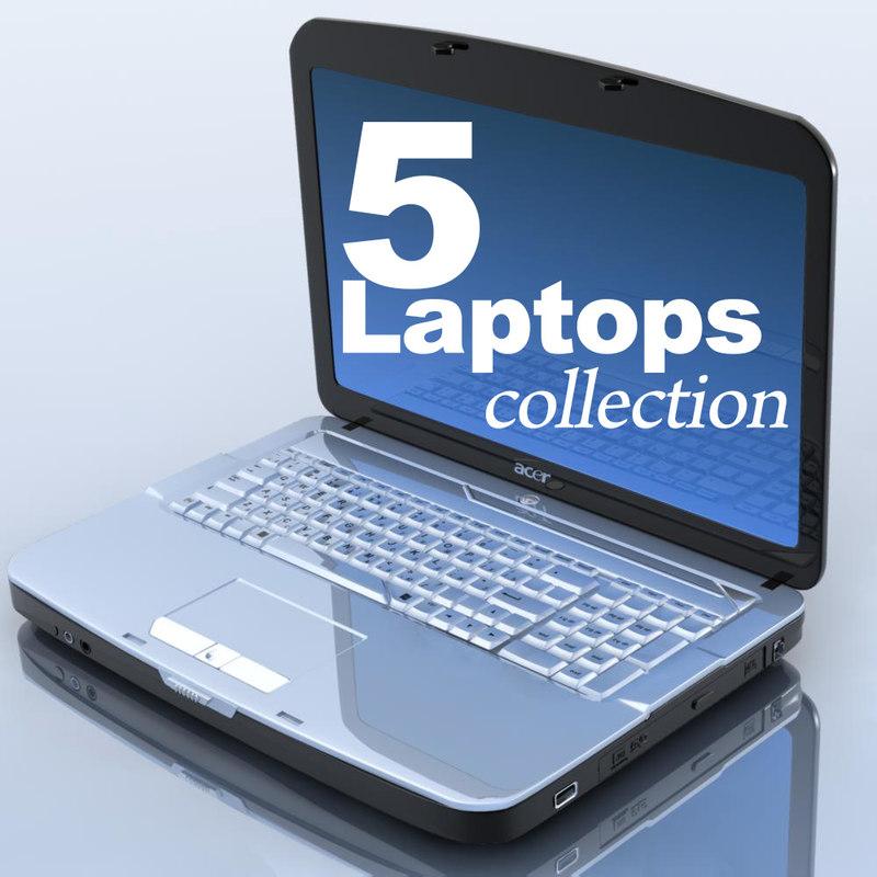 3dsmax notebooks 5 laptop