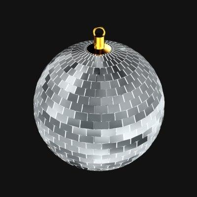 3ds disco ball