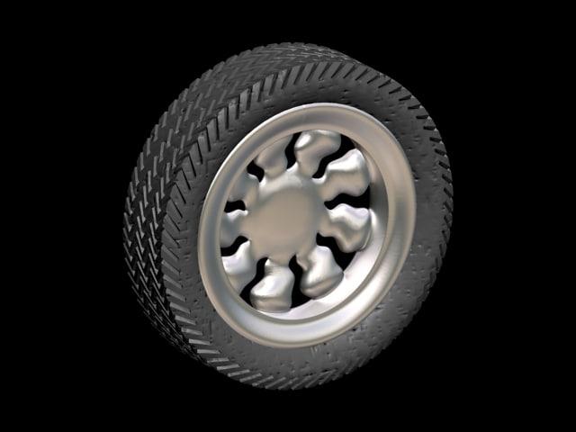 wheel thunder 3d 3ds