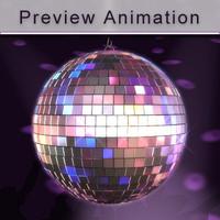disco ball 3d model