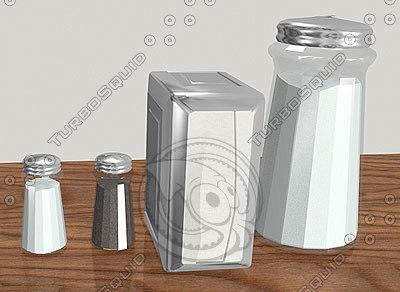 salt pepper sugar napkin holder max