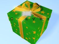openable GIFT BOX