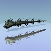 3d max dragon
