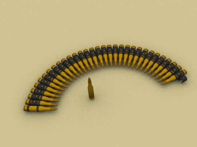 bullets rifle max