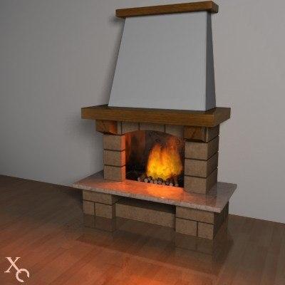max fireplace flame ifl