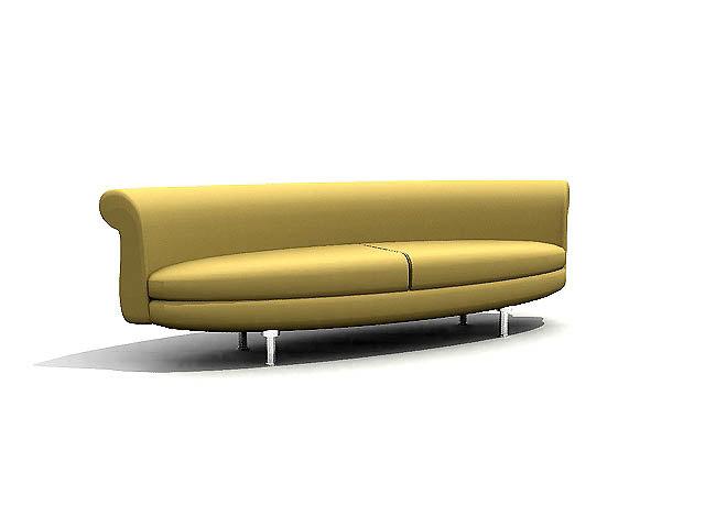 3ds sofa