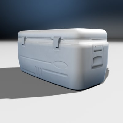 3ds max single cooler