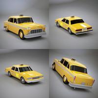 Yellow Cab Set