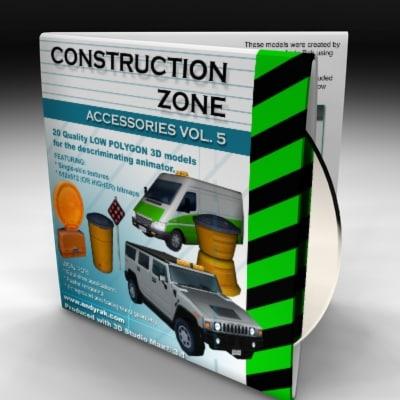 5 construction zone max