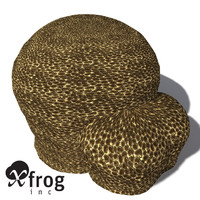 XfrogPlants Groved Mosaic Coral