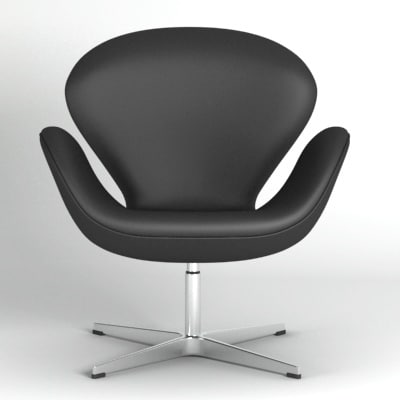 maya swan chair