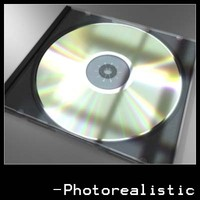3ds max cd dvd case