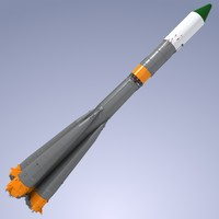3ds space launcher soyuz-fg-cargo