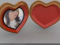 3ds max hart