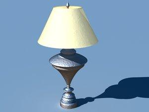 lightwave lamp 3d 3ds