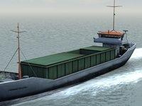 MV UnionPluto Barge