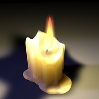 Candle.c4d