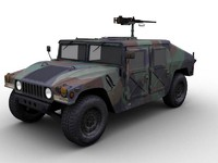 M1025 armament carrier HMMWV
