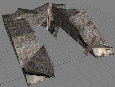 free max model ruine2 gmax
