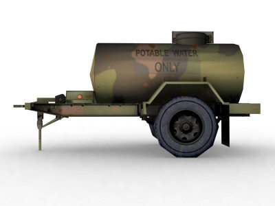 military water tank openflight 3ds