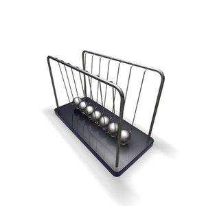 wav pendulum 3d model