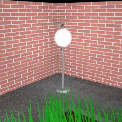 garden light 3d x