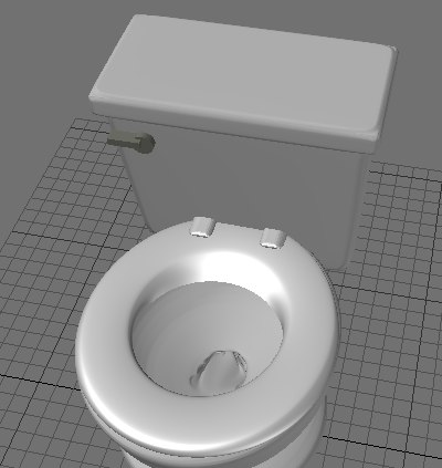 lightwave toilet