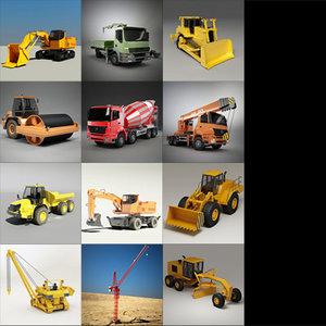 3ds bulldozer