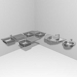 3d washing kitchen