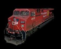 ge ac4400cw canadian 3d model