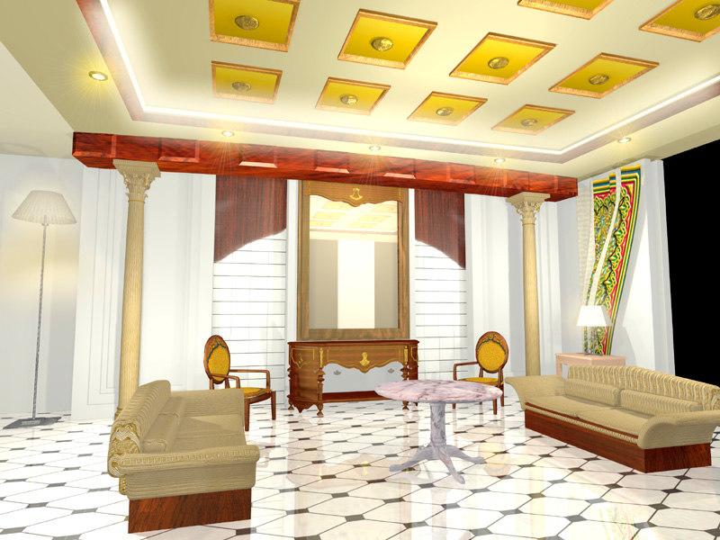 interior 3ds free