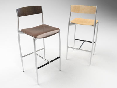 baba bar stool 3ds