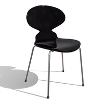 3d jacobsen ant chair