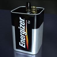 6v Energizer Lantern Battery