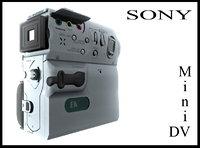 3d sony minidv