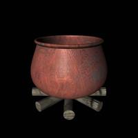 kettle boiler 3d model