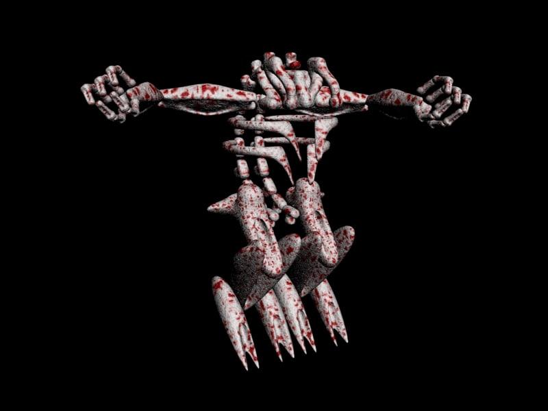 skeleton monster max free