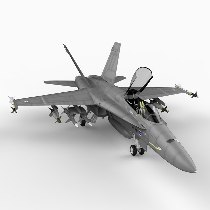 F-18 Hornet Collection