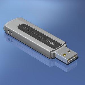 3ds flash drive