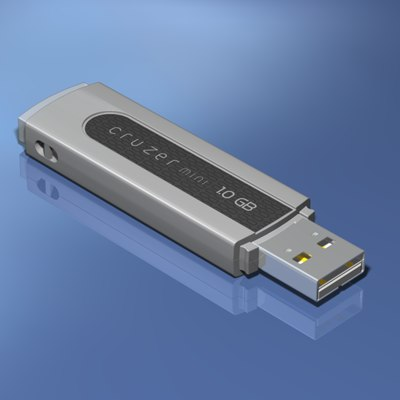 3ds flash drive