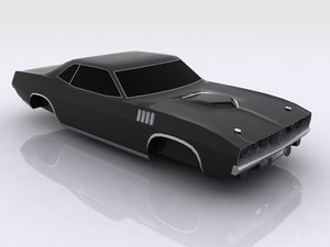 free max mode cuda car modelling