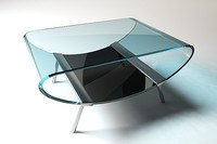 table ronald schmitt 3d max