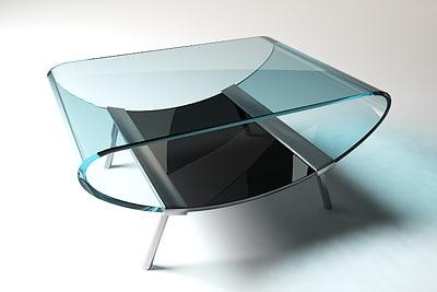 table ronald schmitt 3d max