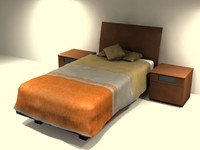 Single bed 2
