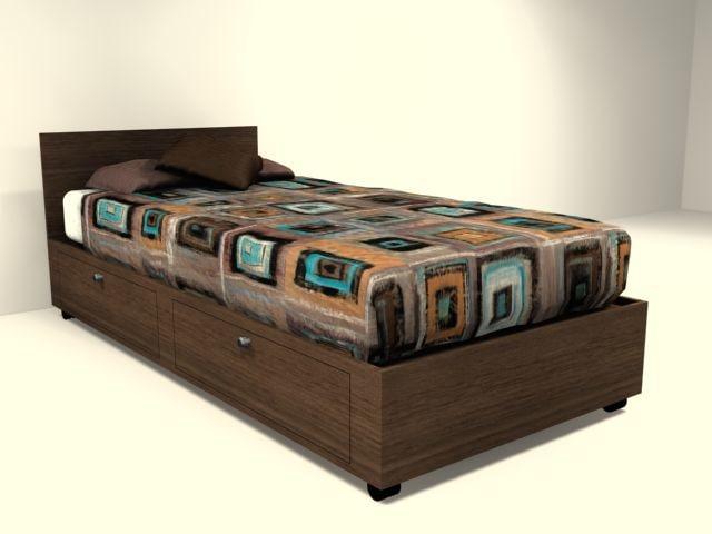 max single bed